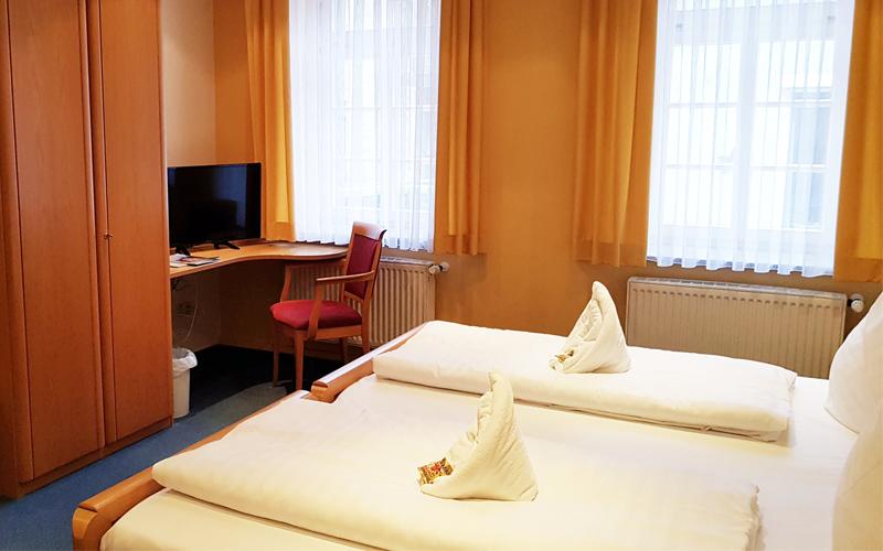Doppelzimmer - Hotel Zehntscheune